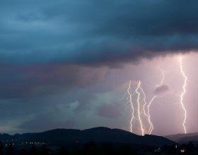 Allerta gialla in Piemonte per possibili temporali di forte intensità