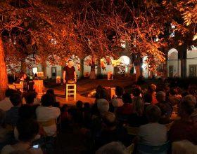 Quattro venerdì teatrali al Chiostro di Santa Maria di Castello