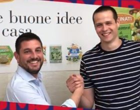 JB Monferrato: Niccolò Martinoni firma fino al 2023