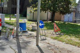 Telecamere giardini stazione Alessandria