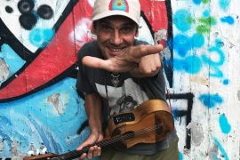 Manu Chao il 12 agosto in Piazza Cagnasso ad Alba