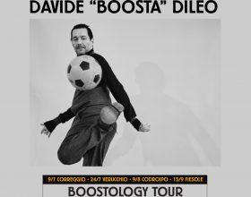 Boosta: dai Subsonica al tour solista Boostology