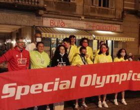 Associazione Yawp premia gli atleti protagonisti agli Special Olympics Smart Games