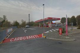 Distributore Tortona Carrefour