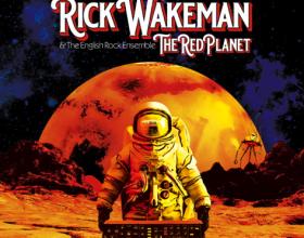 The Red Planet è il nuovo album della leggenda della tastiera Rick Wakeman