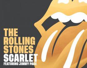 """I Rolling Stones hanno pubblicato """"Scarlet"""" registrato con Jimmy Page"""