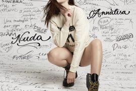 """Il 18 settembre esce """"Nuda"""", il nuovo album di Annalisa"""