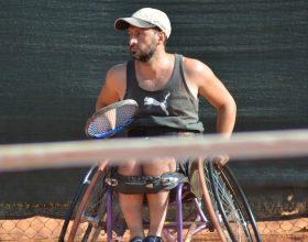 Tennis in carrozzina: al Circolo Saves tanto entusiasmo per i campionati assoluti
