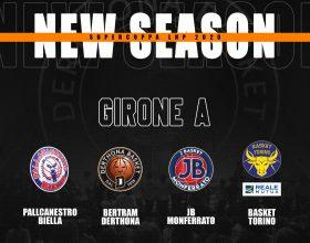 Supercoppa di basket 2020: definito il girone di Derthona e JB Monferrato
