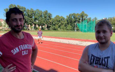 Atleti aiuto Alessandria