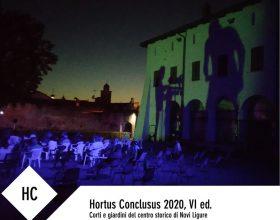 Musica, teatro, cinema, scienza e molto altro per la quarta settimana di Hortus Conclusus
