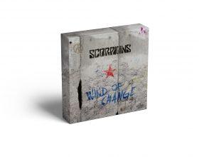 """Gli Scorpions festeggiano i 30 anni di """"Wind of Change"""" con un box"""
