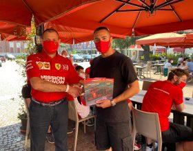 Scuderia Ferrari Club Alessandria in visita a Maranello per il 1000^ Gran Premio