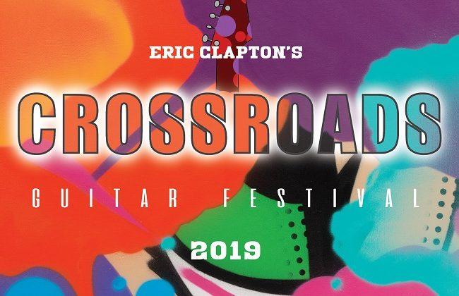Eric Clapton pubblica in CD e DVD il Crossroads Guitar Festival 2019
