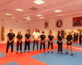 Accademia Wushu Sanda Alessandria riparte in una nuova sede e con lo stesso entusiasmo di sempre