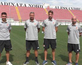 Alessandria Calcio: parlano due volti nuovi e due conferme