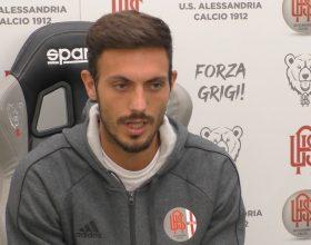 """Blondett: """"Alessandria è il mio Real Madrid, per progetto, storia e ambizione"""""""
