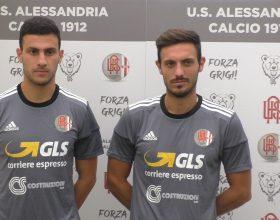 Alessandria Calcio: parlano i volti nuovi Blondett e Mora