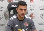 """Mora: """"Mio obiettivo è trovare continuità e vincere, voglio la B con l'Alessandria"""""""