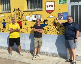 L'artista Lele Gastini sceglie il CUSPO per il suo primo murale
