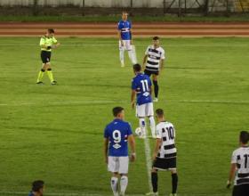 L'Hsl Derthona resiste eroicamente un'ora poi si arrende alla Sampdoria