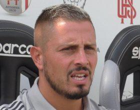 """Alessandria Calcio, Eusepi: """"In C serve sacrificio. Voglio essere d'esempio"""""""
