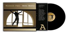 """Niccolò' Fabi ripubblica in vinile """"Novo Mesto"""" e """"La Cura Del Tempo""""."""
