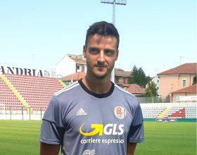 Alessandria Calcio: Giuseppe Prestia out per venti giorni