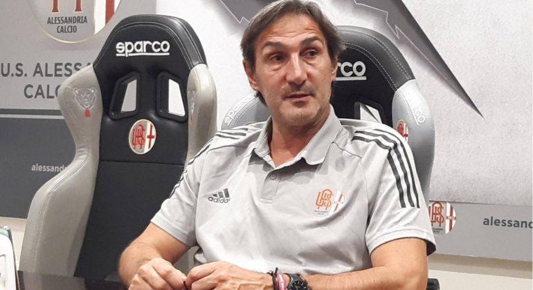 """Gregucci dopo il ko col Grosseto: """"Non mollo, sono determinatissimo ad andare avanti"""""""