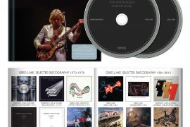"""Esce """"The Anthology"""" di Greg Lake, una raccolta delle sue canzoni più belle"""