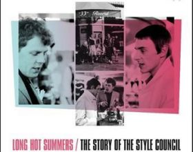 'Long Hot Summers: The Story of The Style Council' esce il 30 ottobre