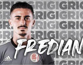 Alessandria Calcio: l'ultimo colpo è Marco Frediani