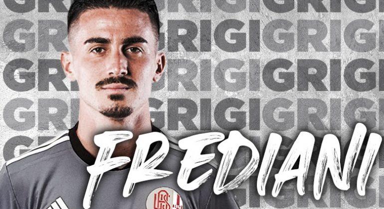 L'Alessandria Calcio perde un altro pezzo: Frediani out per più di due mesi