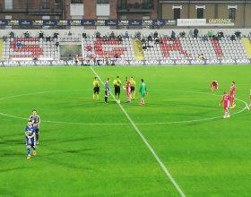Alessandria-Grosseto 0-1: grigi in campo con il trio Arrighini-Eusepi-Di Quinzio [FINALE]