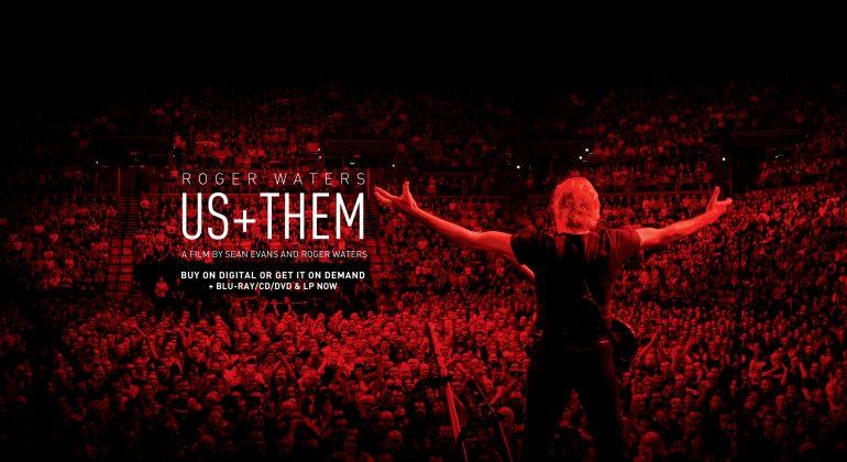 Roger Waters pubblica il film concerto US + THEM