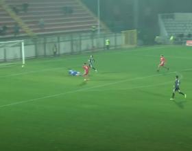 L'Alessandria ripiomba nell'incubo: colpisce due legni e poi il Grosseto la punisce nel finale