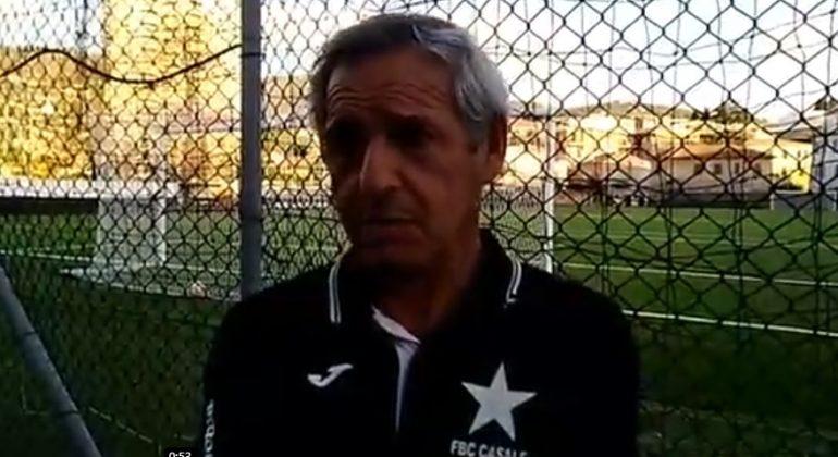 """Casale Fbc sconfitto a Lavagna. Mister Buglio: """"Meritavamo di più, puniti dagli episodi"""""""