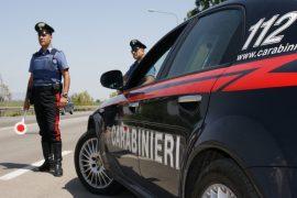 In giro senza giustificato motivo. Nove persone sanzionate dai Carabinieri di Acqui