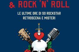 """""""Amore, morte e rock and roll"""", il nuovo libro di Ezio Guaitamacchi"""