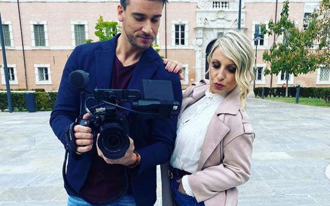 Damiano Carrara e Katia Follesa nell'Alessandrino: ecco le pasticcerie in sfida