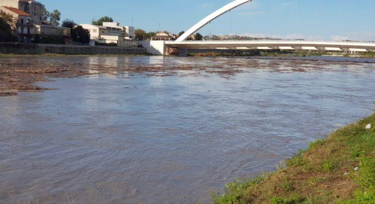 Lavori al depuratore degli Orti e il Comune impone il divieto di utilizzo delle acque del fiume Tanaro