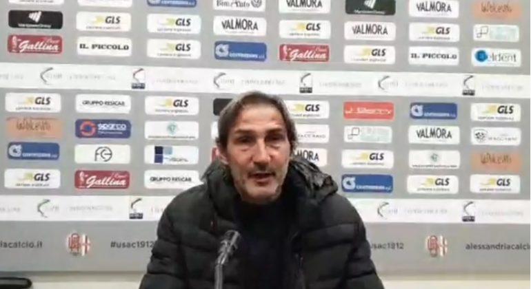 """Gregucci: """"Ingenui a subire gol prima dell'intervallo. Serviva un forcing finale più incisivo"""""""