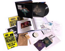 Keith Richards Live at the Hollywood Palladium esce in versione de luxe
