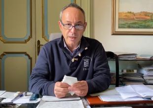Il grazie del sindaco di Ovada ai volontari della Protezione Civile per il lavoro durante l'emergenza maltempo