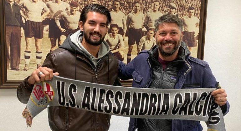 L'Alessandria Calcio ha acquistato il portiere Luca Crosta