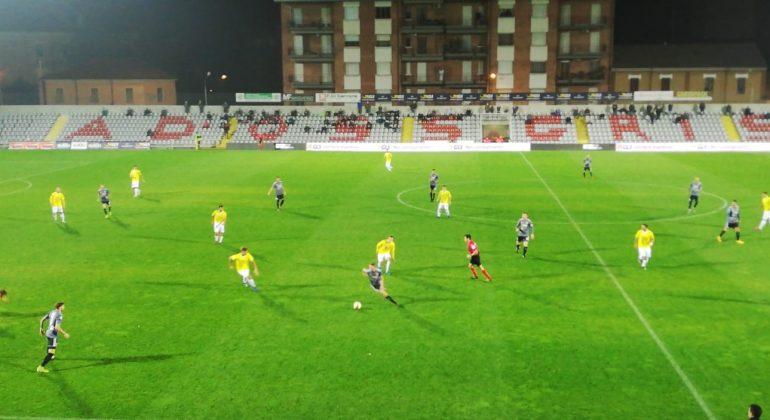 Serie C: Alessandria-Pontedera 2-0 FINALE