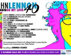Lennon40: il rock italiano omaggia John Lennon