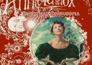 Annie Lennox ripubblica il suo disco natalizio A Christmas Cornucopia