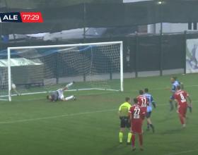 Albinoleffe-Alessandria 2-0, decide una doppietta di Cori [DIRETTA]