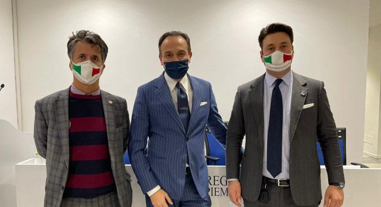 Vaccino anti covid: Casale e il Piemonte si candidano alla distribuzione in tutta Italia